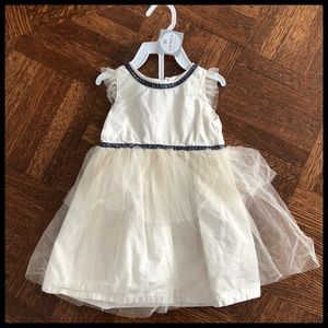 🆕 {Carter's} Tulle Holiday Dress